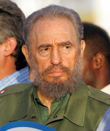 古巴总统卡斯特罗